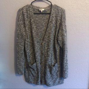 Madewell Alton Cardigan Sweater Gently Worn
